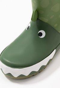 Chipmunks - DARCY - Bottes en caoutchouc - green - 2