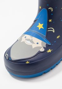 Chipmunks - MERLIN - Bottes en caoutchouc - dark blue - 2