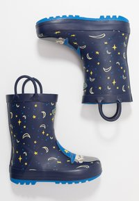Chipmunks - MERLIN - Bottes en caoutchouc - dark blue - 0