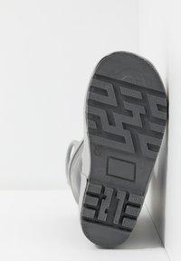 Chipmunks - RIVER - Wellies - black/grey - 5