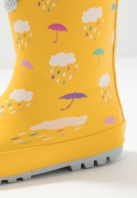 Chipmunks - RAIN - Wellies - yellow