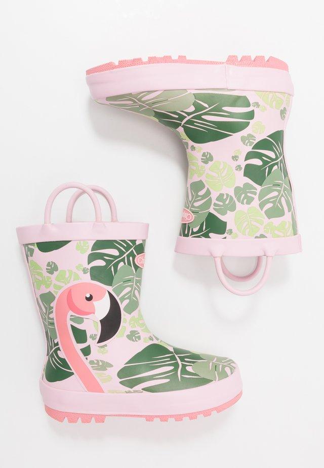 FLORENCE - Gummistövlar - pink