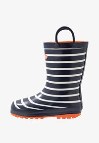 Chipmunks - JACK - Wellies - navy/white - 1