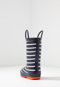 Chipmunks - JACK - Wellies - navy/white - 4