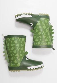 Chipmunks - DARCY - Gummistiefel - green - 0