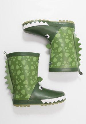 DARCY - Bottes en caoutchouc - green
