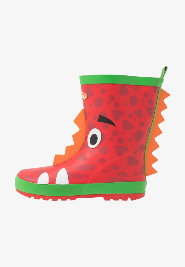 ZIGGY - Wellies - red