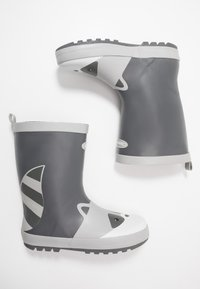 Chipmunks - RIVER - Wellies - black/grey - 0