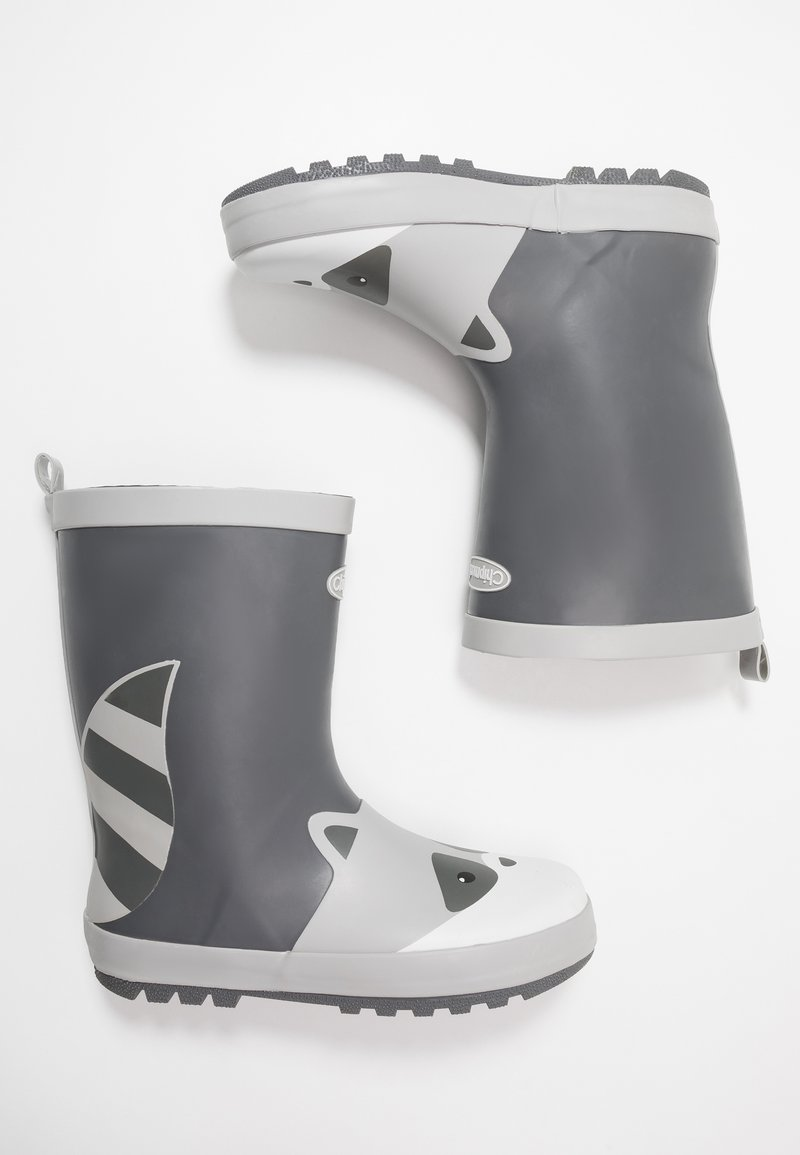 Chipmunks - RIVER - Wellies - black/grey