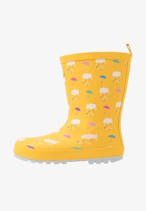 RAIN - Bottes en caoutchouc - yellow