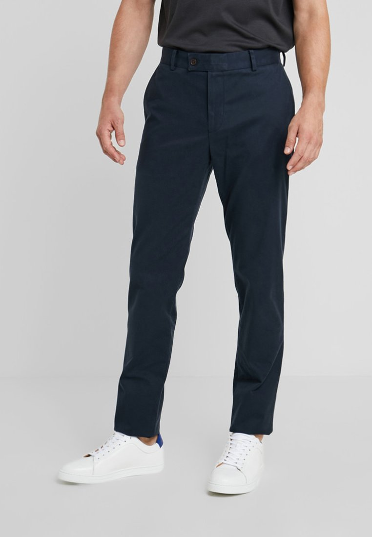 Charles Tyrwhitt - Pantalon classique - navy blue