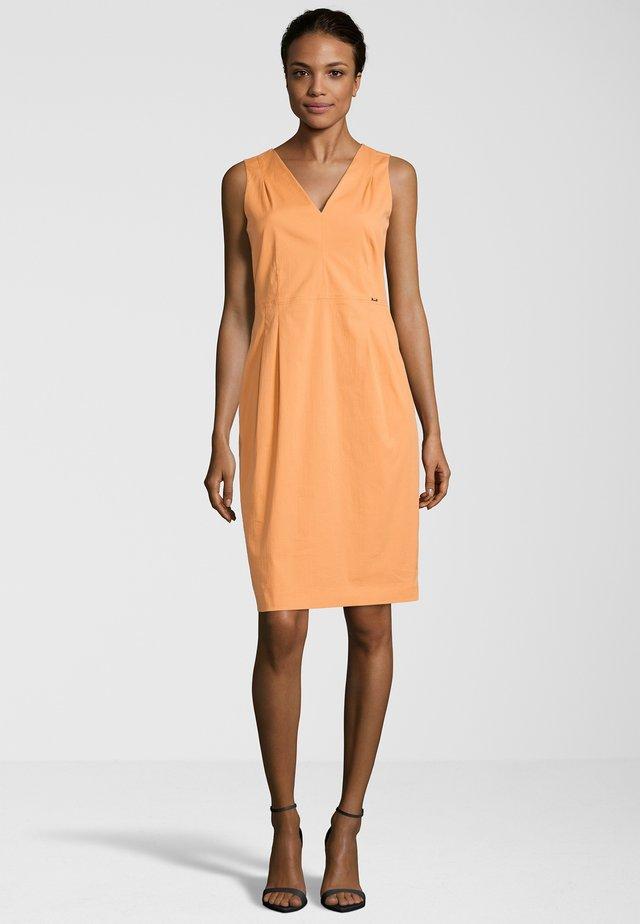 KLEID CIEDA - Day dress - orange