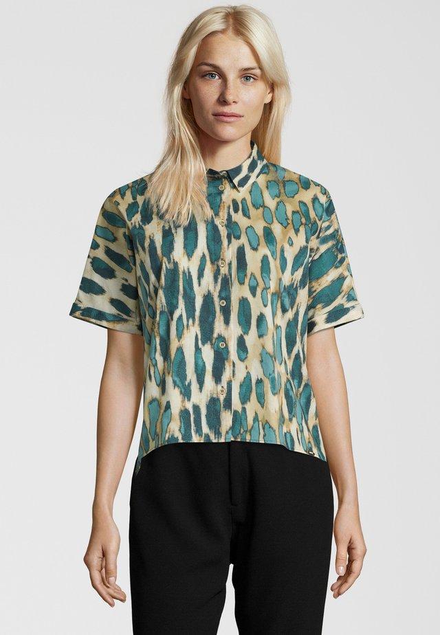 CIPIMA - Button-down blouse - green