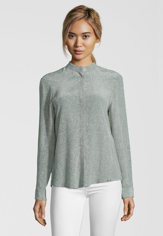 CIPROSI - Button-down blouse - salbei