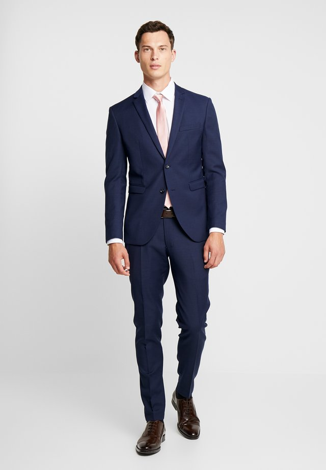 CIPULETTI SLIM FIT - Oblek - dark blue