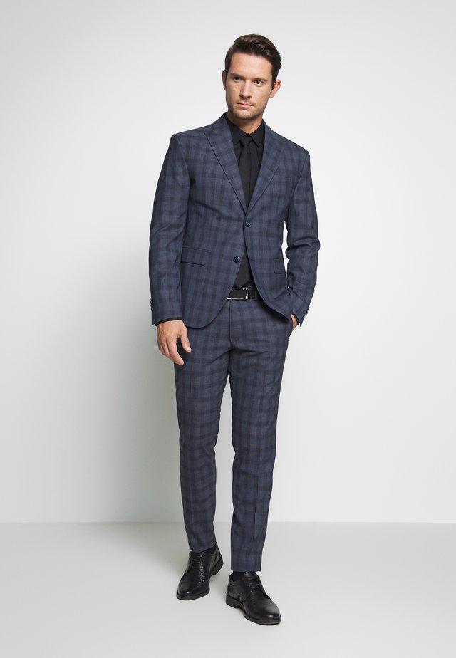 CIFIDELIO SUIT - Kostym - grey
