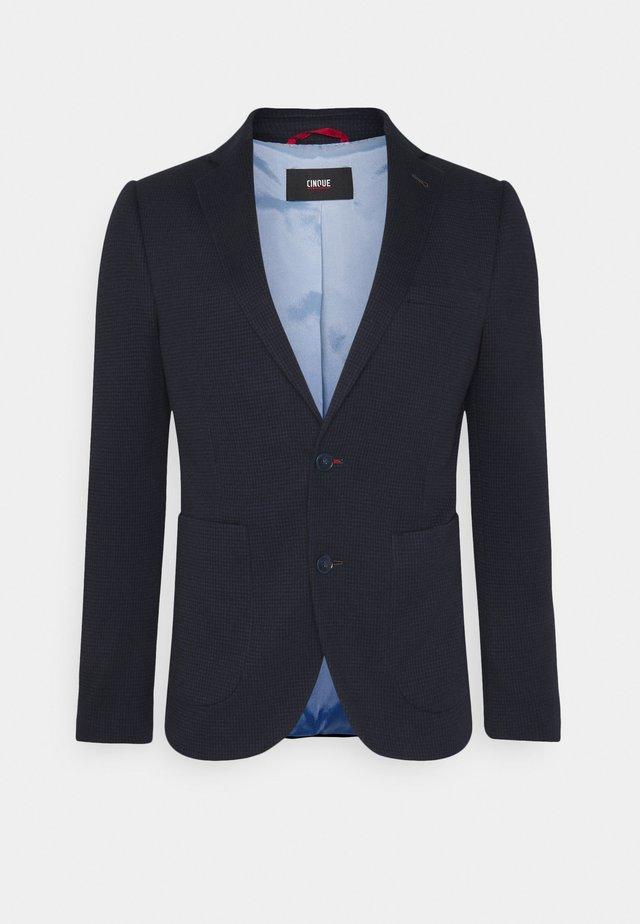 DATI JACKET - Blazer jacket - dark blue