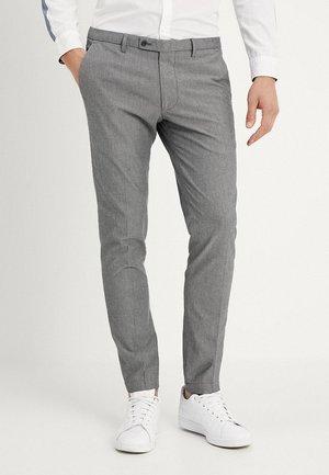 CIBRAVO SLIM FIT - Kalhoty - grey
