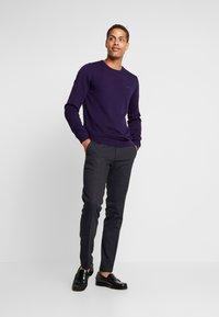 Cinque - CIBRAVO - Pantalon de costume - dark blue - 1