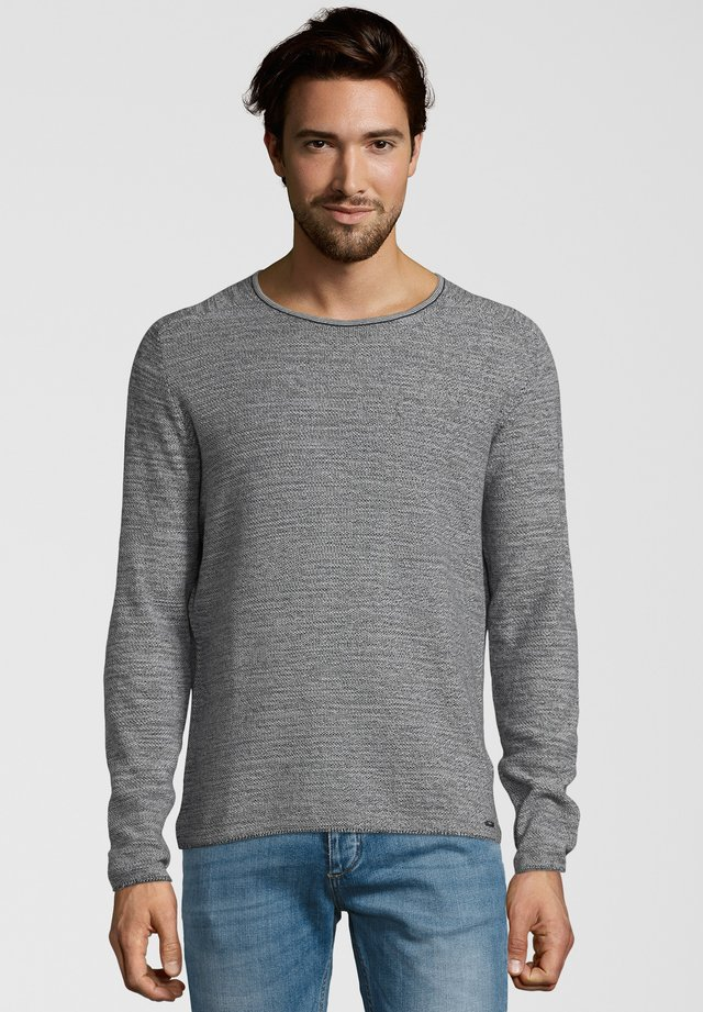 CIJASPER - Strickpullover - grey