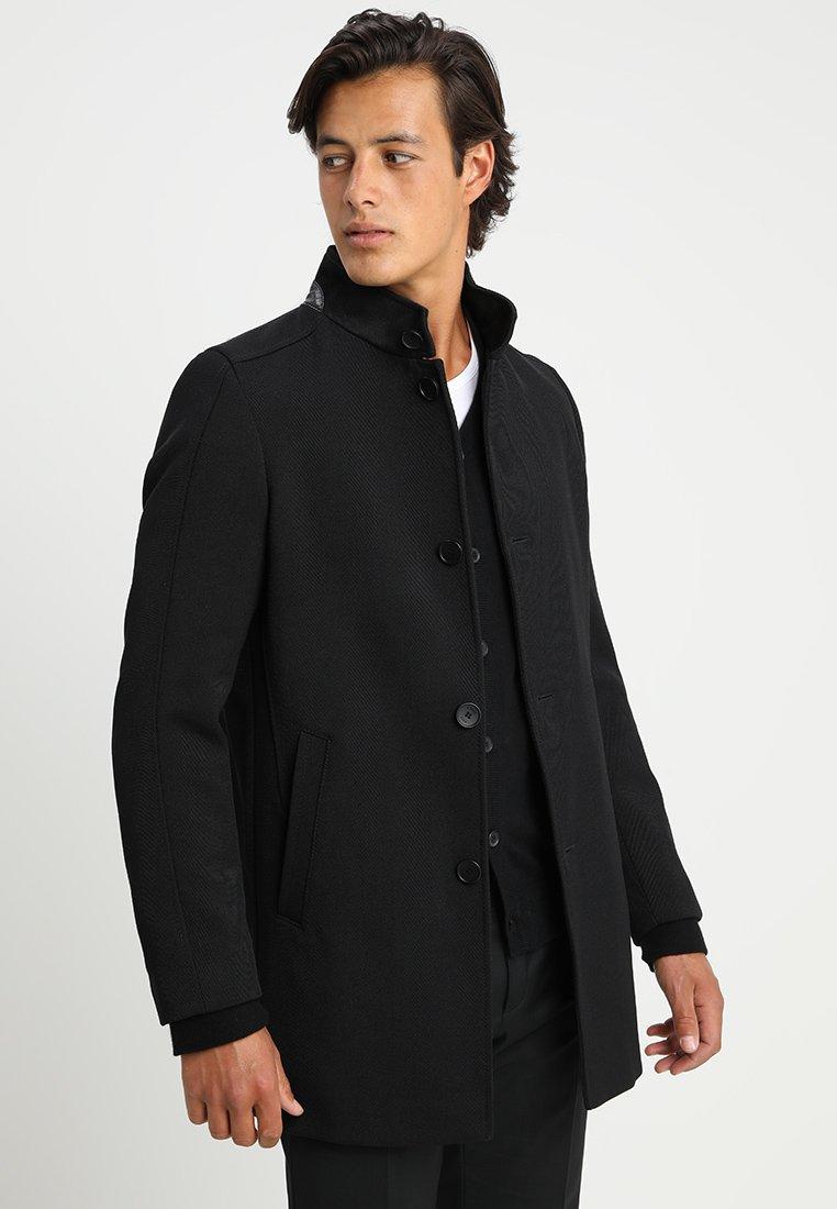 Cinque - OXFORD - Classic coat - schwarz