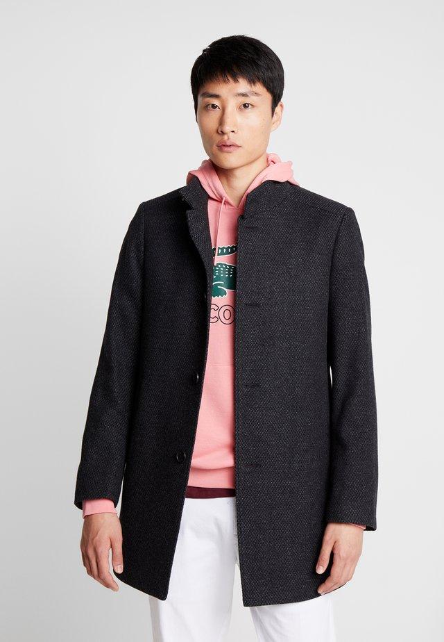 CIOXFORD - Short coat - dark grey