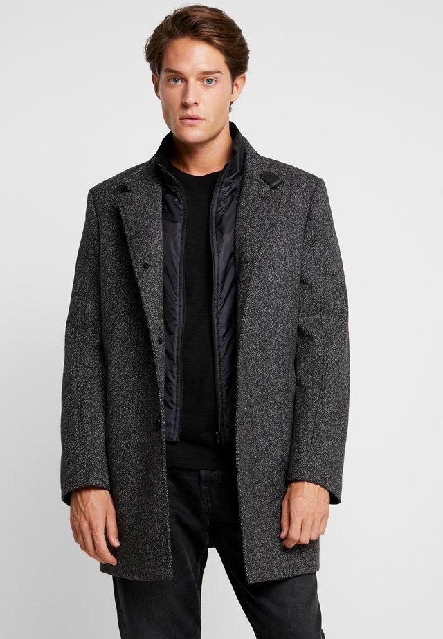 LIVERPOOL - Classic coat - mottled grey