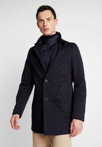 Cinque - CILIVERPOOL COAT - Zimní kabát - dark blue - 0