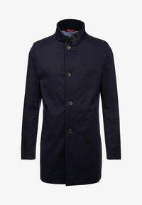 Cinque - CILIVERPOOL COAT - Zimní kabát - dark blue - 5