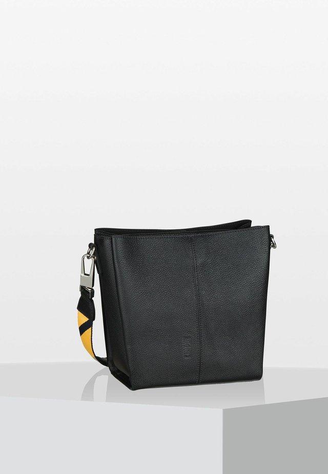 NORA  - Across body bag - black