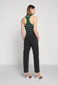 Citizens of Humanity - GAIA PANT - Kalhoty - black - 2