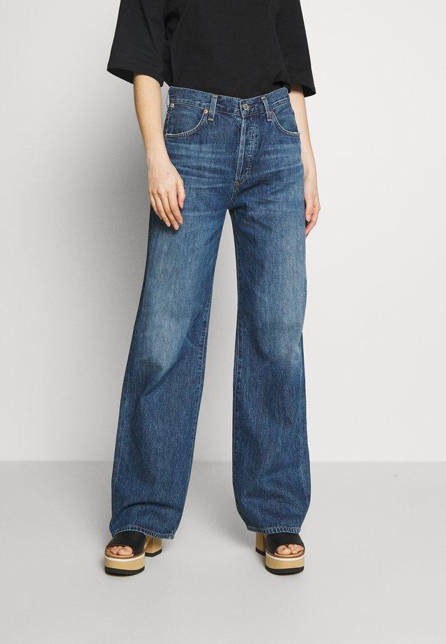 ANNINA TROUSER JEAN - Jeans bootcut - blrse