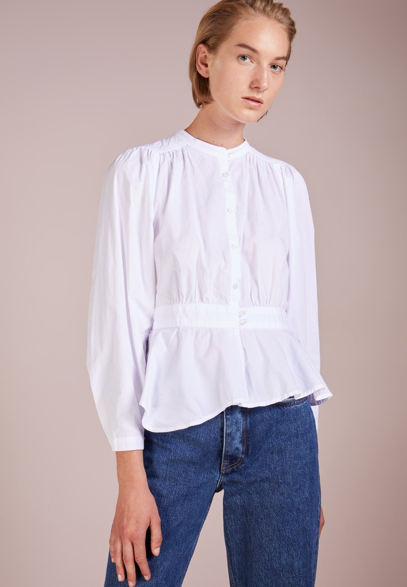 Citizens of Humanity - MARGEUX - Button-down blouse - white