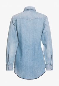 Citizens of Humanity - JULES SLIM WESTERN - Button-down blouse - blue - 1