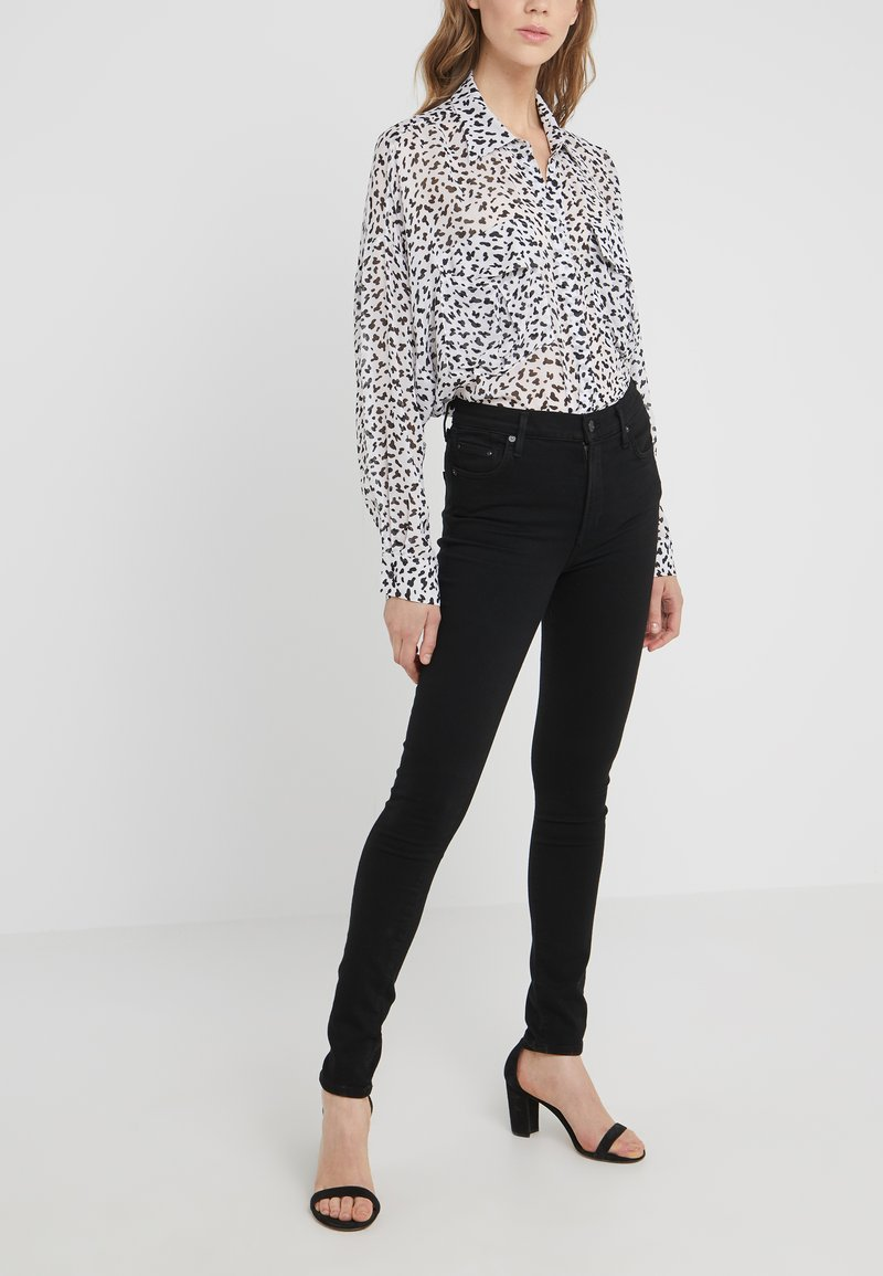 Citizens of Humanity - ROCKET  - Jeans Skinny Fit - all black