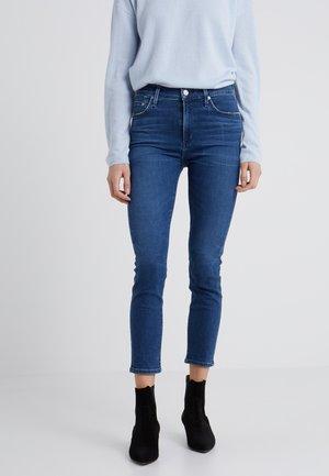 ROCKET CROP - Jeans Skinny Fit - glory
