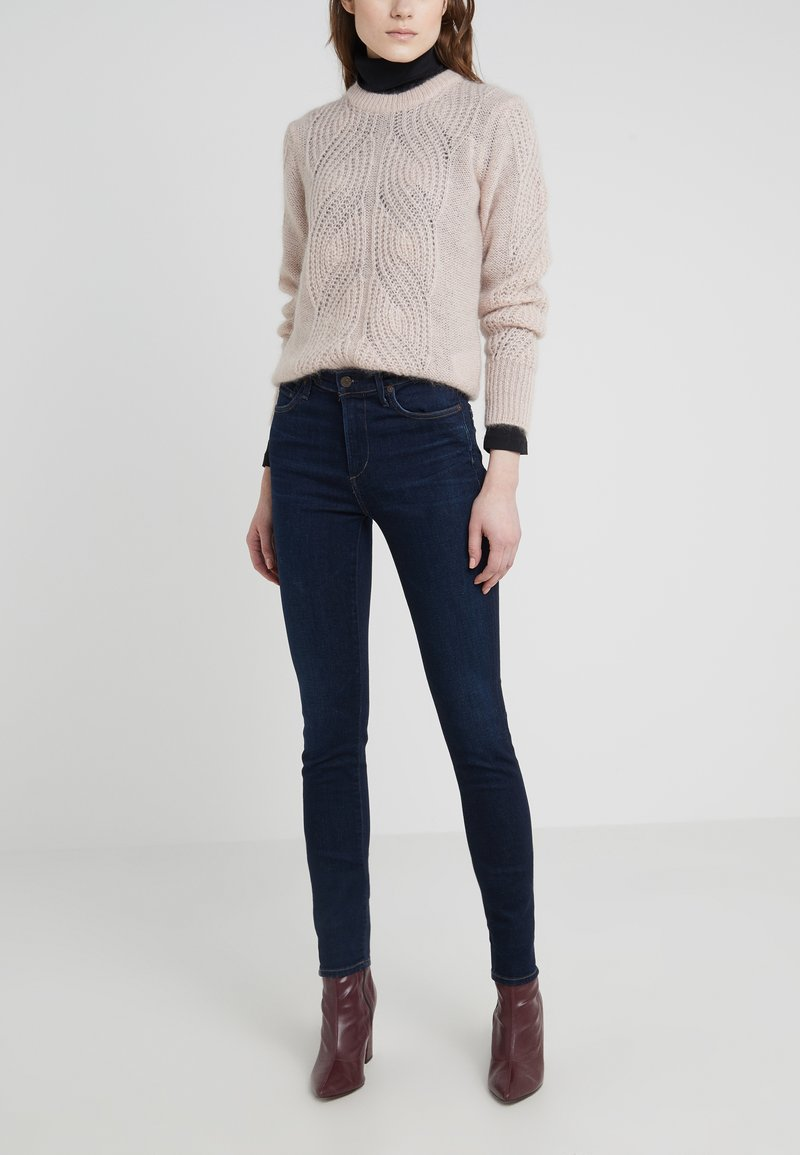 Citizens of Humanity - ROCKET LONG - Jeans Skinny Fit - galaxy