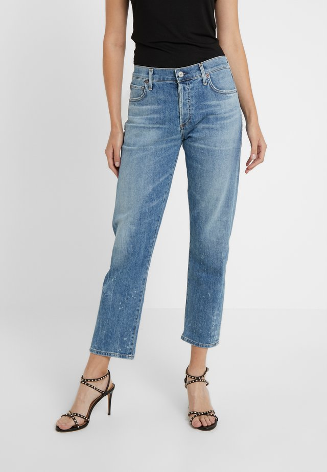 EMERSON - Relaxed fit jeans - rainfall