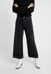 Citizens of Humanity - SACHA HIGH RISE WIDE - Jean bootcut - too late - 0