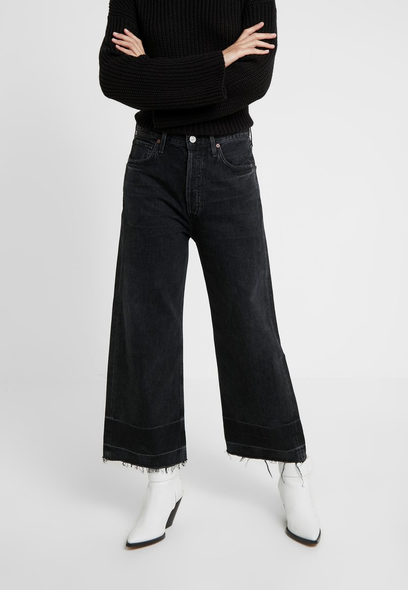 Citizens of Humanity - SACHA HIGH RISE WIDE - Jeans Bootcut - too late