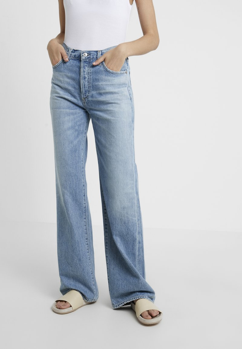 Citizens of Humanity - ANNINA  - Jeans Relaxed Fit - tularosa