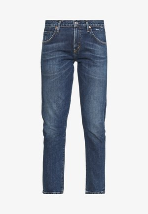 ELSA MID RISE SLIM FIT CROP - Relaxed fit jeans - preld