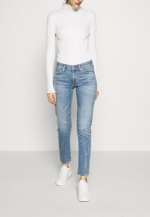 RACER  - Skinny džíny - light-blue denim