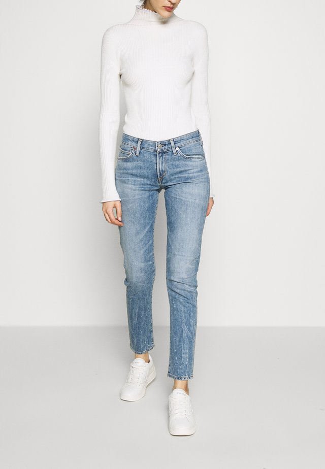 RACER  - Jeans Skinny - light-blue denim