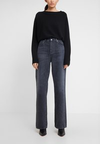Citizens of Humanity - ANNINA - Relaxed fit jeans - fade to black - 0