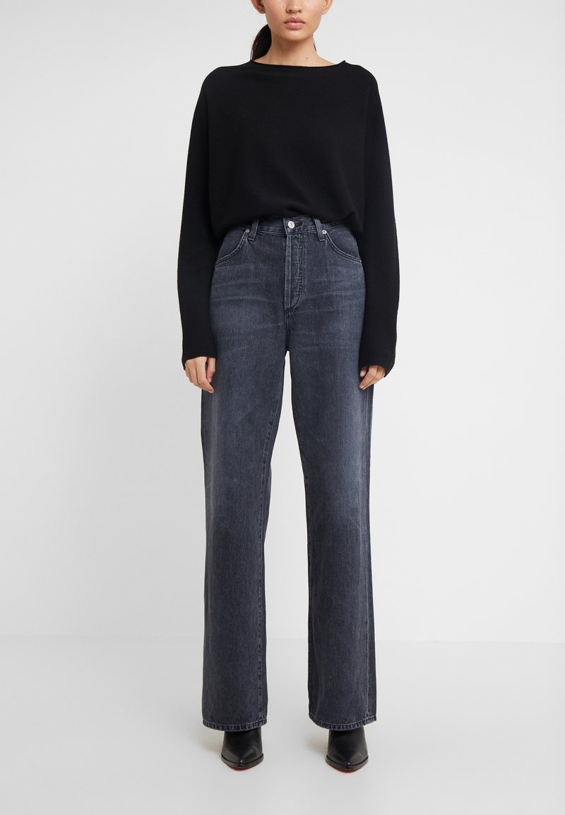 Citizens of Humanity - ANNINA - Relaxed fit jeans - fade to black