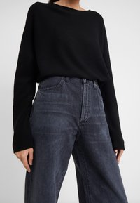 Citizens of Humanity - ANNINA - Relaxed fit jeans - fade to black - 5