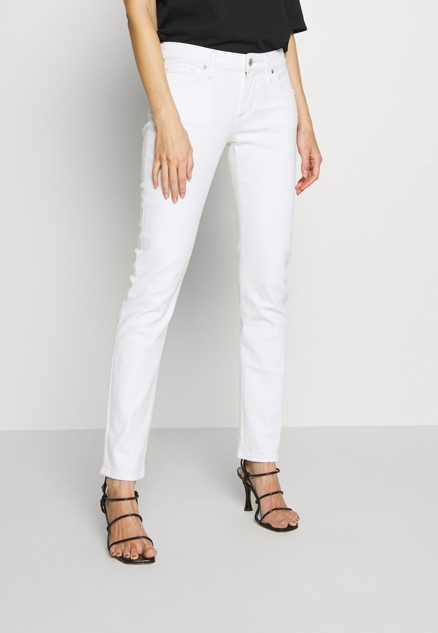 RACER LOW RISE - Jeansy Skinny Fit - seast