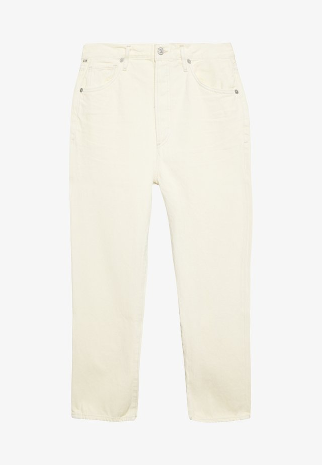 MCKENZIE CURVED STRAIGHT - Jeans straight leg - lnate
