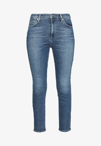 Citizens of Humanity - ROCKET CROP MID RISE SKINNY - Jeans Skinny Fit - story - 4